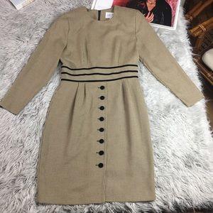 Vintage Julian Taylor New York Dress